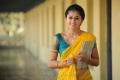 Actress Tapsee Yellow Saree in Maranthen Mannithen Movie Stills