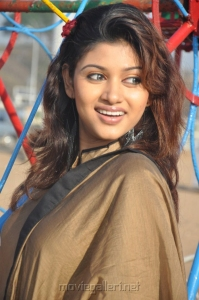 Actress Oviya @ Marina Audio Launch Pictures