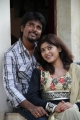 Sivakarthikeyan and Oviya in Marina Movie
