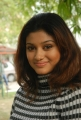 Actress Oviya in Marina Movie Press Show Pictures