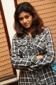 Actress Oviya in Marina Success Party