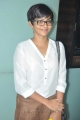 Actress Parvathi Menon at Mariyaan Movie Premiere Show Photos