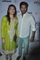 Darshana, Vijay Yesudas @ Mariyaan Movie Premiere Show Stills