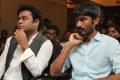Dhanush,A. R. Rahman At Mariyaan Movie Press Meet Stills