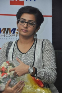Actress Parvathi Menon @ BIG FM for Mariyaan Movie Promotions Photos