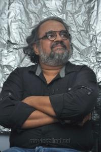 Director Bharat Bala @ BIG FM for Mariyaan Movie Promotions Photos