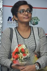 Actress Parvathi Menon @ Mariyaan Movie Team at BIG FM Photos