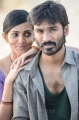 Parvathi Menon, Dhanush in Mariyaan Tamil Movie Stills
