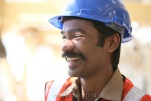 Actor Dhanush in Mariyaan Tamil Movie Stills