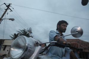 Actor Dhanush in Mariyaan Movie Stills