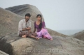 Dhanush, Parvathi Menon in Mariyaan Movie Stills