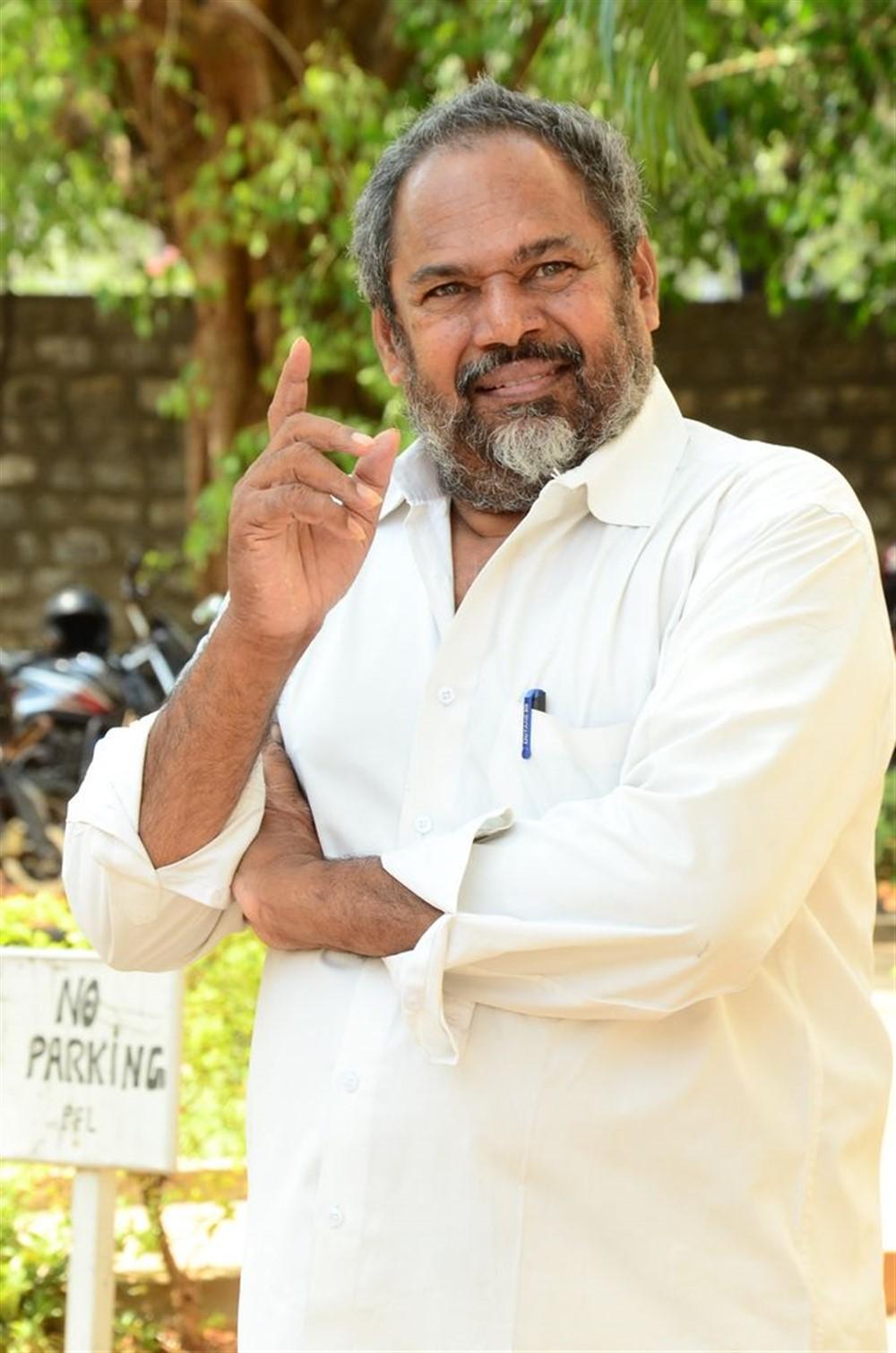 R Narayana Murthy @ Market Lo Prajaswamyam Press Meet Stills