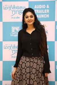 Actress Sanam Shetty @ Market Raja MBBS Audio Launch Stills