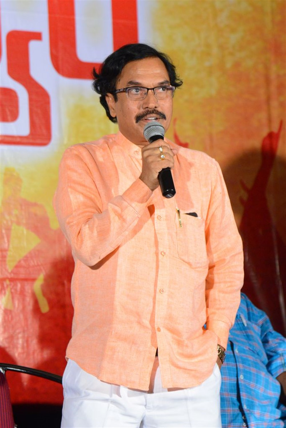 Suddala Ashok Teja @ Marketlo Prajaswamyam Audio Launch Stills