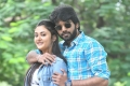 Abhay Adaka, Megha Chowdhury @ Marshal Movie Success Meet Stills