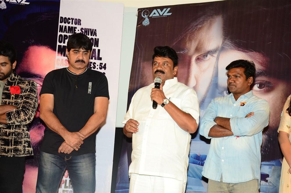 Srikanth, Talasani Srinivas Yadav, Jai Raja Singh @ Marshal Movie Teaser Launch Stills
