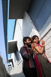 Maruthi, Mrudhula in Marumunai Movie Photos