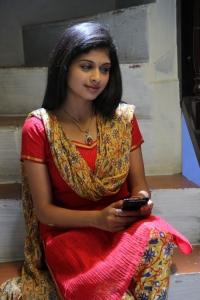 Actress Mrudhula Basker in Marumunai Movie Photos