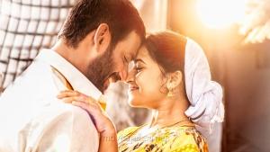 Vishal & Sri Divya in Marudhu Movie Photos
