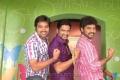 Shiva, Vimal, Santhanam in Masala Cafe Tamil Movie Stills