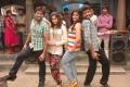 Mirchi Shiva, Vimal, Anjali, Oviya in Masala Cafe Movie Stills