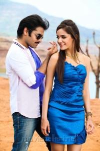 Ram, Shazahn Padamsee in Masala Movie Latest Images
