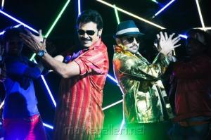 Venkatesh, Ram in Masala Movie Latest Images