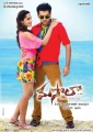 Shazahn Padamsee, Ram in Masala Movie Latest Posters