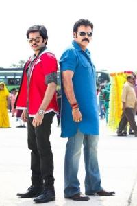 Ram, Venkatesh in Masala Movie New Stills