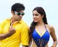 Ram, Shazahn Padamsee in Masala Movie New Stills