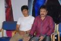 Actor Jeeva, Producer Paras Jain at Mask Press Meet Stills