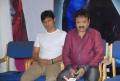 Jeeva, Paras Jain at Mask Press Meet Stills