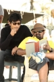 Jeeva, Mysskin in Mask Movie Stills