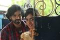 Rishidharan, Sahana Sheddy in Mask Tamil Movie Stills