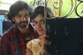 Rishidharan, Sahana in Mask Tamil Movie Stills