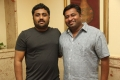 K.E.Gnanavel Raja, Praveen K. L @ Masss Movie Press Meet Stills