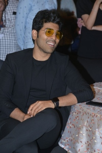 Actor Allu Sirish @ MasterChef Telugu Press Meet Stills