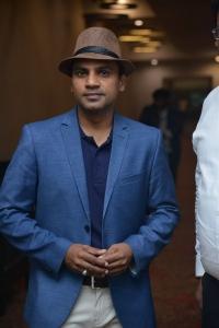 Chef Mahesh Padala @ MasterChef Telugu Press Meet Stills