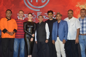 MasterChef Telugu Press Meet Stills