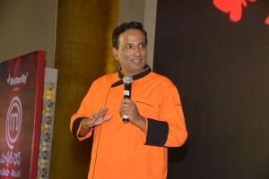 Chef Sanjay Thumma @ MasterChef Telugu Press Meet Stills
