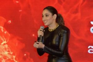 Actress Tamanna @ MasterChef Telugu Press Meet Stills