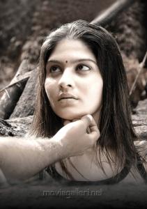 Actress Vibha Natarajan in Mathil Mel Poonai Movie Stills