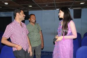 Madhil Mel Poonai Premiere Show Photos