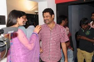 Actress Vibha Natarajan at Mathil Mel Poonai Premiere Show Photos