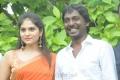 Vibha Natarajan, Vijay Vasanth at Mathil Mel Poonai Press Meet Stills