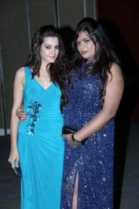 Diksha Panth @ Max Miss Hyderabad 2014 Glitzy Fashion Show Stills