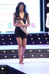 Shubra Aiyappa @ Max Miss Hyderabad 2014 Fashion Show Stills