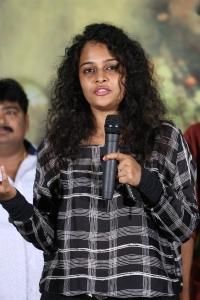 Actress Soneyaa Modaadugu @ Maya Mall Movie Success Meet Stills