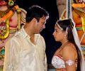 Abdullah, Sarika in Mayamohini Movie Hot Stills