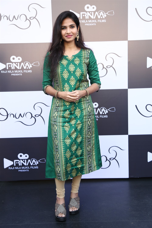 Actress Venba @ Mayanadhi Movie Audio Launch Stills